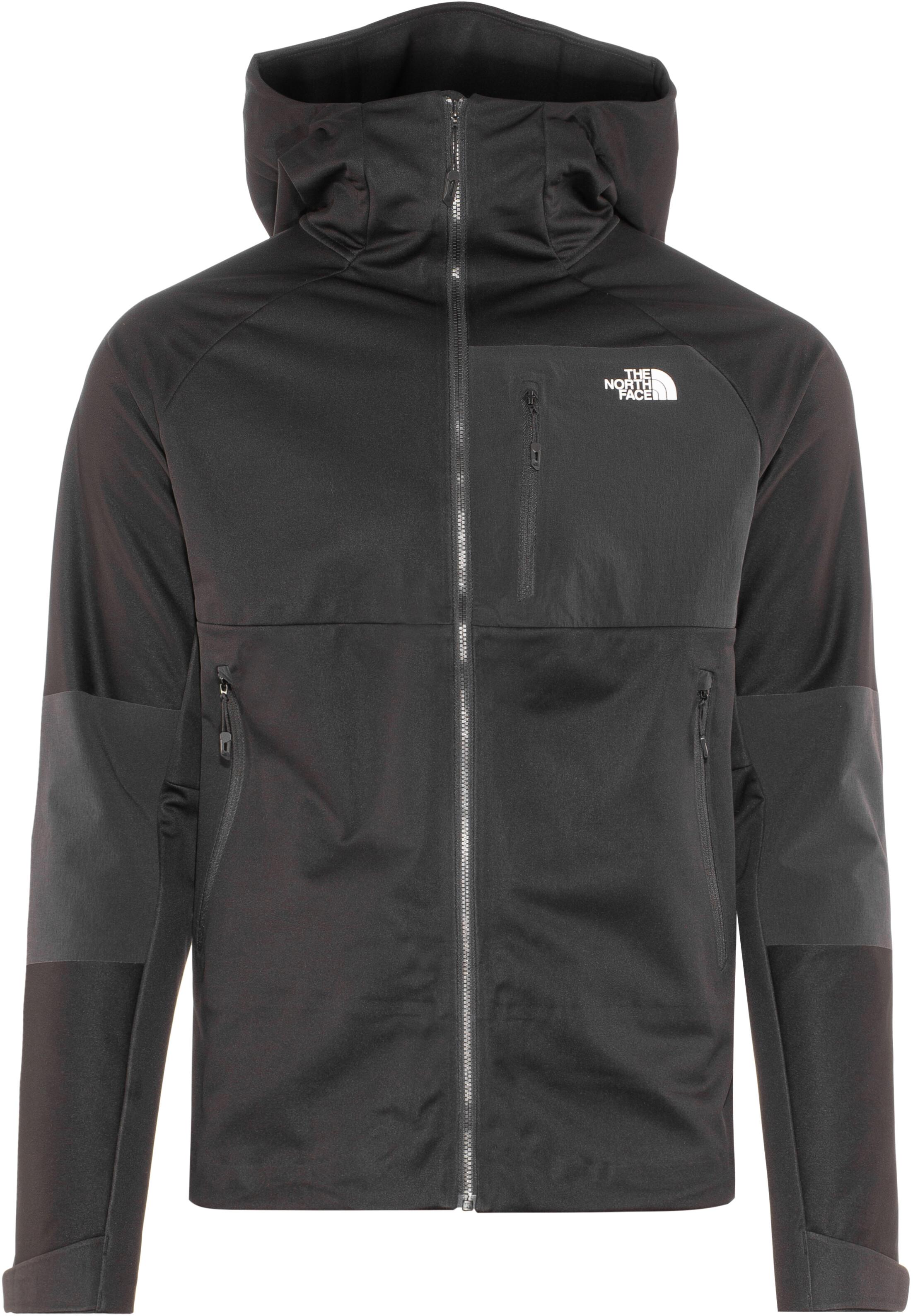 7e9cb51da6 The North Face Impendor Windstopper Jacket Men black at Addnature.co.uk